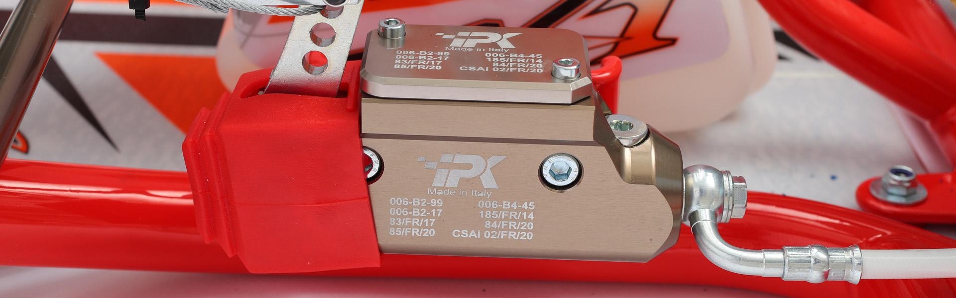 OK1 Karts: the new MKB.V2 brake system | OK1 Karts